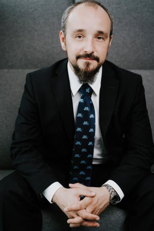 Mecenas Bartłomiej Włosiński